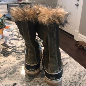 """Sorel """"Joan of Arcadia"""" boots"""